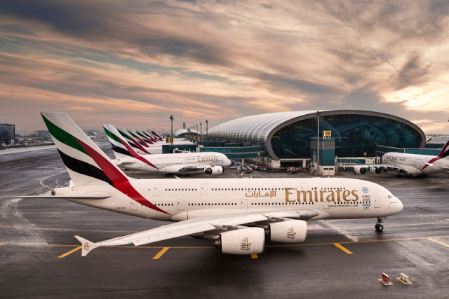 Emirates and Ethiad Airlines Will Now Have Straight Routes From Davao to Dubai While Abu Dhabi Is Expected Soon!