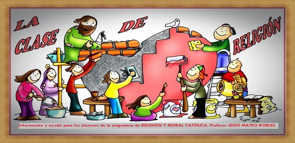 Dibujos Clase De Religion: LAS CLASES DE RELIGIÓN: SECUNDARIA: CUARESMA PASO A LA