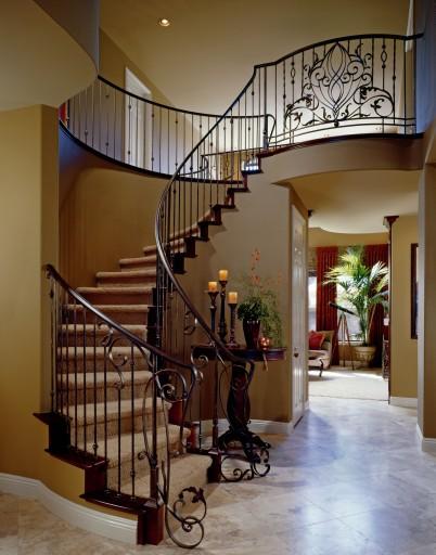Kerala House Interior Design: KeralaArchitect.com: Staircases In Kerala Homes