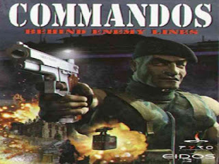 Commandos Behind Enemy Lines Game Free Download