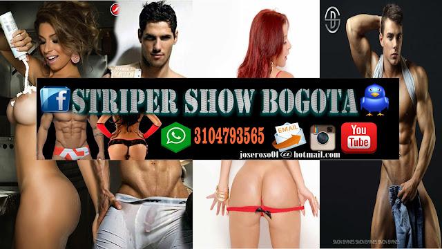 SHOW DE STRIPER - AGENCIA-TRABAJA COMO STRIPER