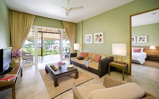 ruang+tamu+tema+hijau Ciptakan Kesan Alami Bersama Ruang Tamu Hijau