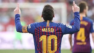 Sevilla vs Barcelona 2-4 Video Gol Highlights