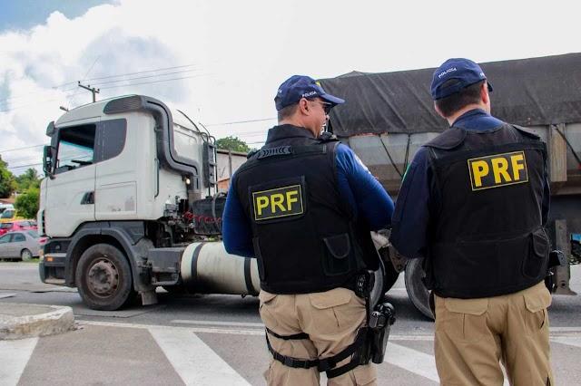 PRF registra 20 acidentes e três mortes nas rodovias federais do Ceará durante o feriadão