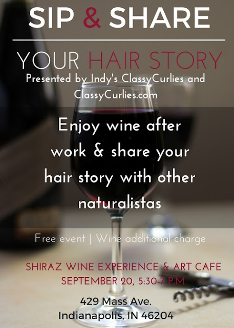 natural hair event in indianapolis