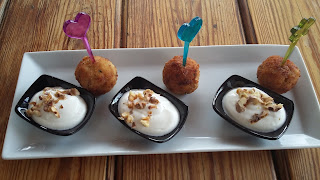 albóndigas De Pavo Con Salsa De Yogur