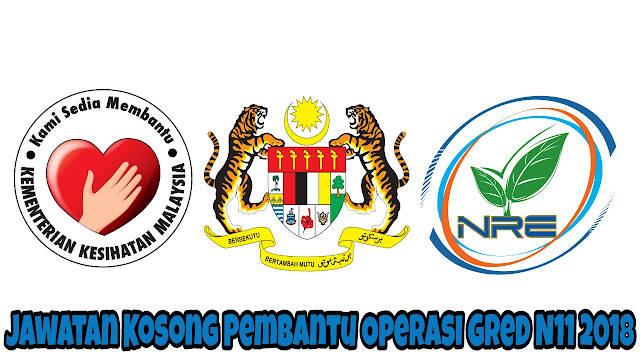 Jawatan Kosong Pembantu Operasi Gred N11 2018