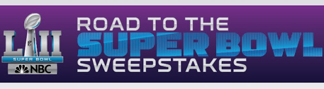Road to the Super Bowl Sweepstakes