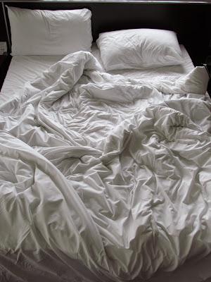 Resultado de imagen de sábanas revueltas