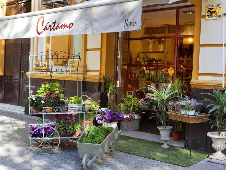 Flores y plantas Naturales en Sevilla