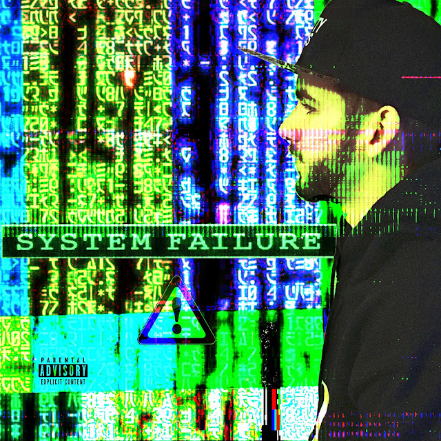 """TORONTO HIPHOP>> ScottyChams releases new album """"System Failure"""""""