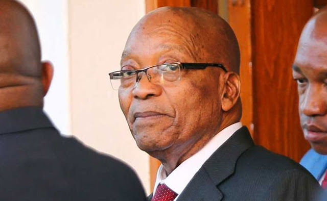 South African President Jacob Zuma resigns after allegations of corruption