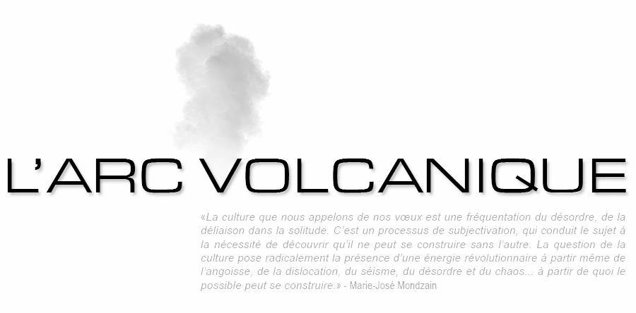 L'arc volcanique