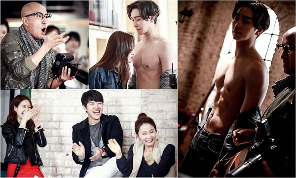 2pm chansung displays his chiseled abs daily k pop news
