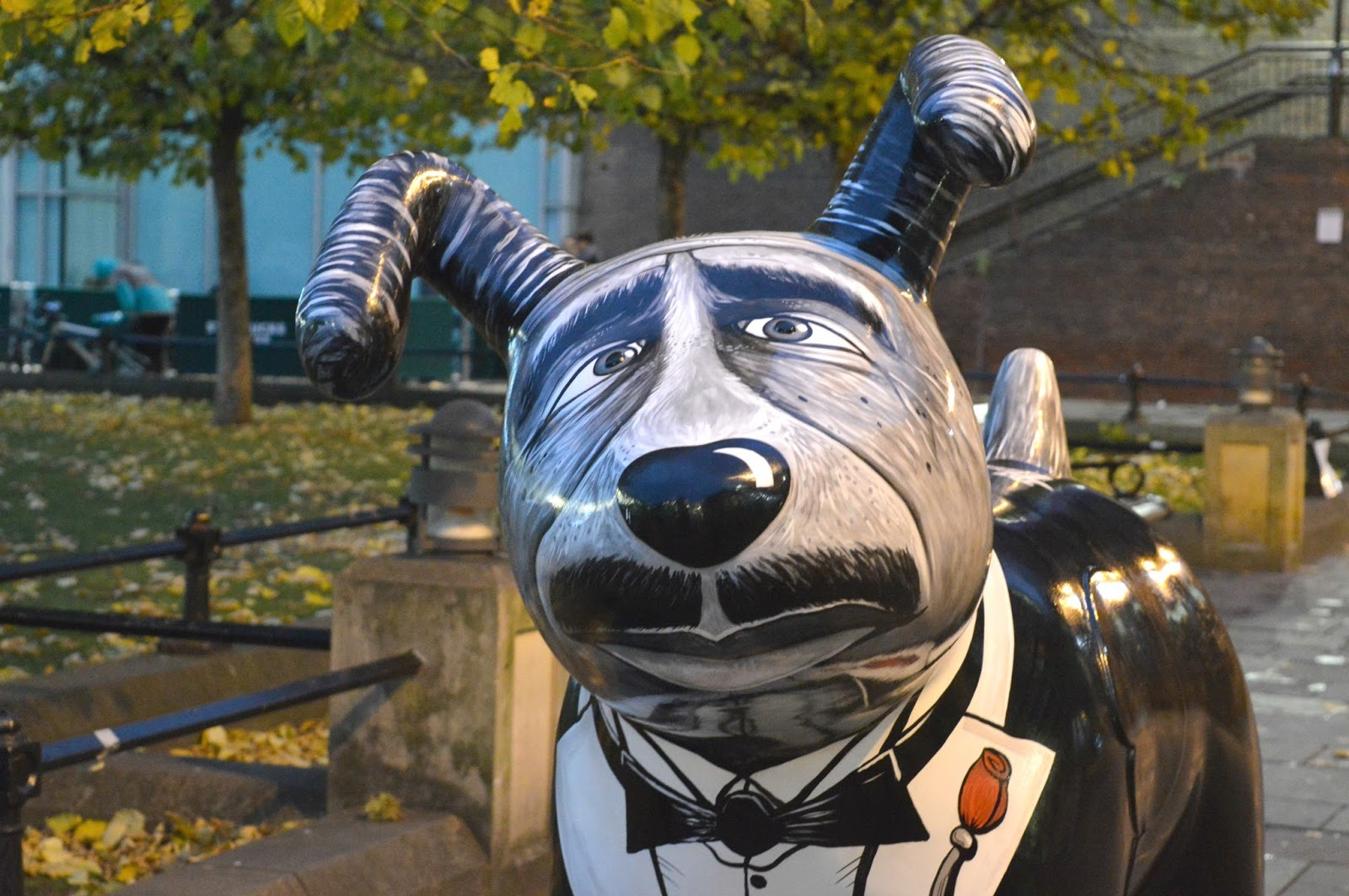 Great Northern Snowdogs -  Ringtons Dogfather