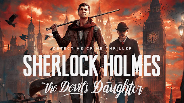 Sherlock Holmes The Devil's Daughter Game Download For Windows 7
