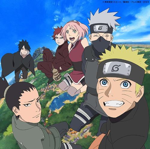 Download Ost. Naruto Shippuden Terbaru