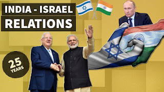 India-Israel Relations