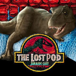 The Lost Pod: Jurassic World podcast