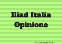 Iliad offerta