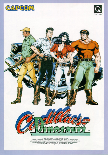 Cadillacs & Dinosaurs Cover Photo