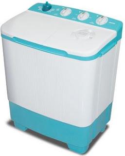 Daftar Harga Mesin Cuci Sanken 2 Tabung Terbaru