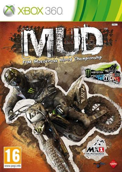 MUD FIM Motocross World Championship Xbox 360 Español 2012 Region Free
