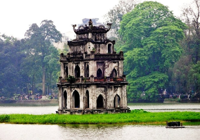 Hanoi weather in November 1
