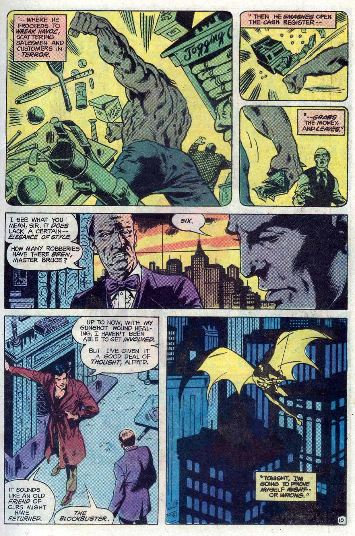 Detective Comics (1937) 498 Page 10