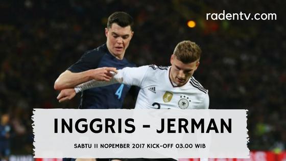 Inggris vs Jerman