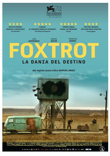 Foxtrot: La Danza Del Destino Film
