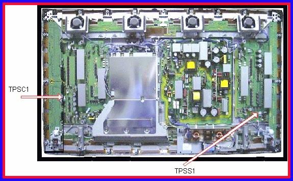 ELECTRONIC EQUIPMENT REPAIR CENTRE : PANASONIC PLASMA TV