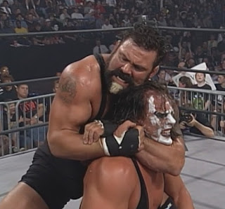 WCW Great American Bash 1999 - Rick Steiner vs. Sting