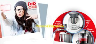 Logo Contest Febal Casa : vinci gratis Bimby, Kitchenaid, Estrattore Hurom