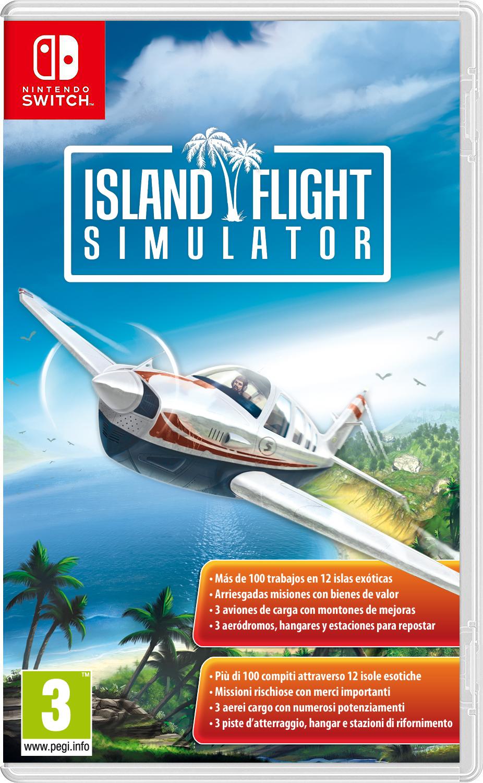 Island Flight Simulator llegará en enero a Switch