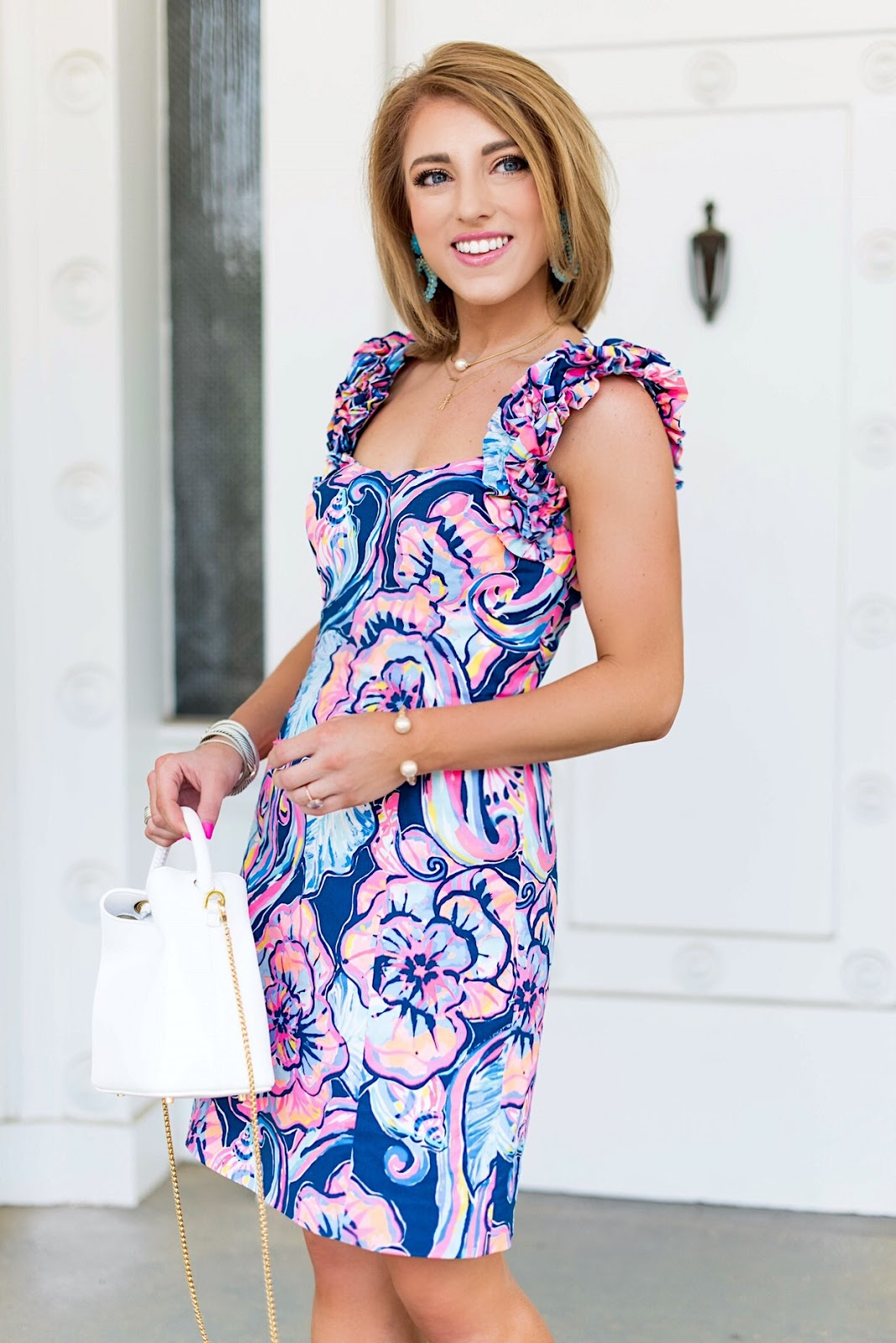 Lilly Pulitzer Devina Dress - Something Delightful Blog