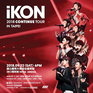ikon continue tour