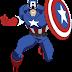 TIME LAPSE - Desenhando o Capitão América com Inkscape