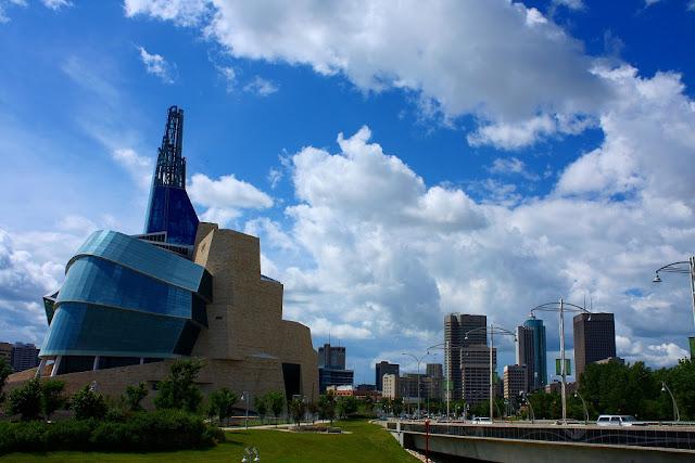 Quanto tempo ficar em Winnipeg