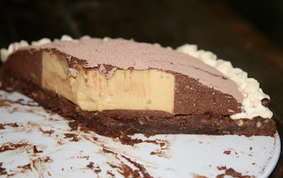 "alt=entremet chocolat caramel"""