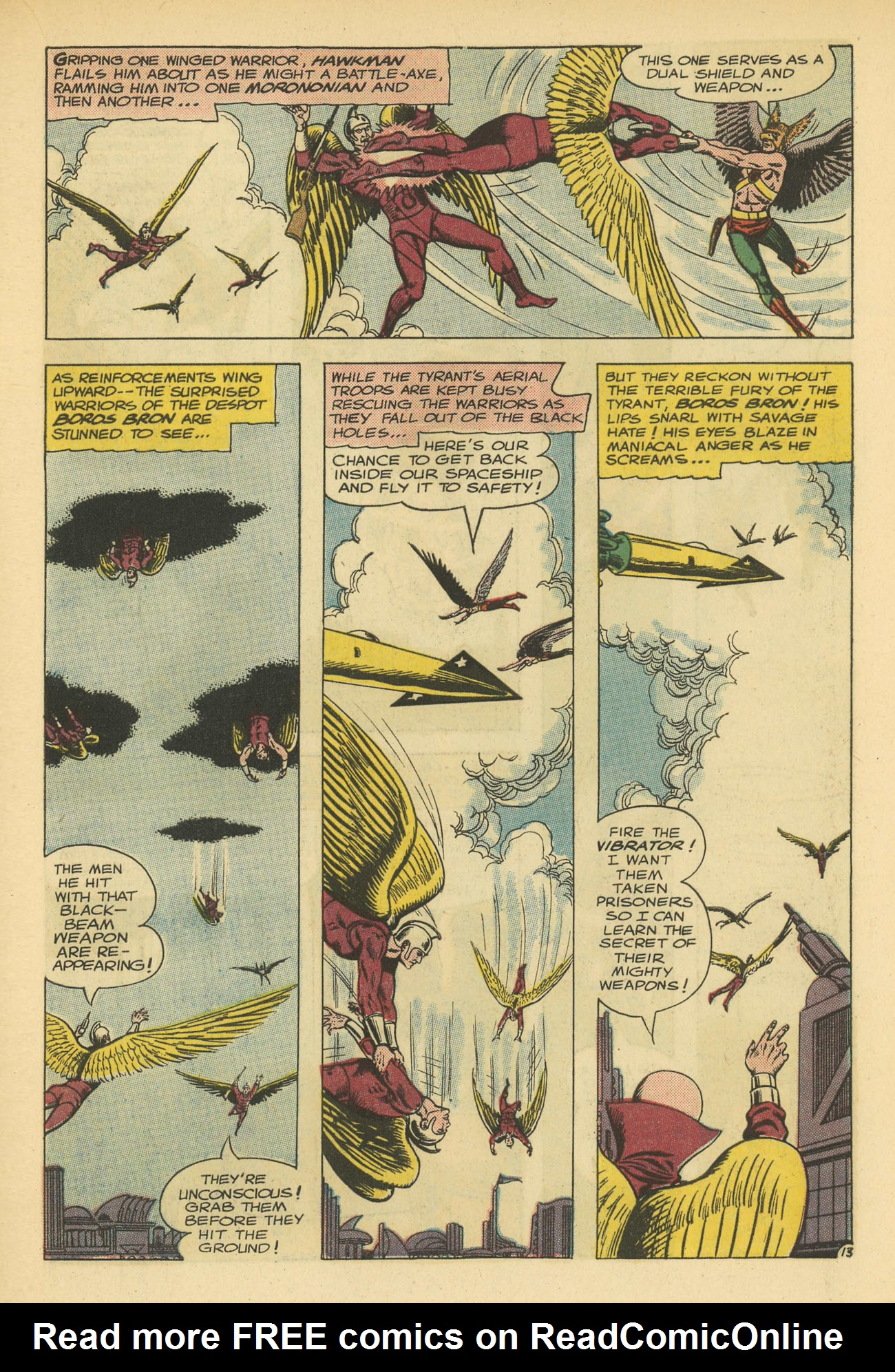 Hawkman (1964) issue 11 - Page 19