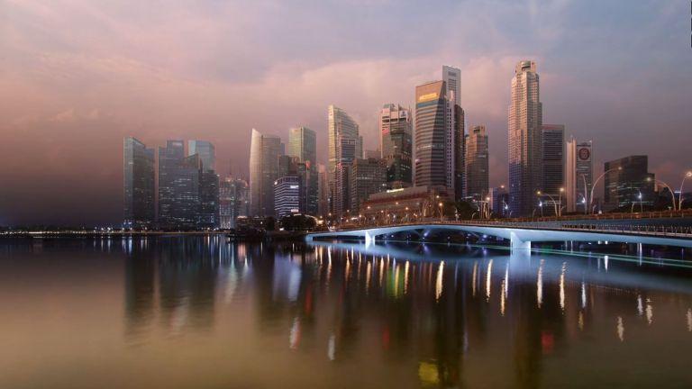 Timelapse de Singapur tomó 500 días y 1 millón de fotos para realizarla