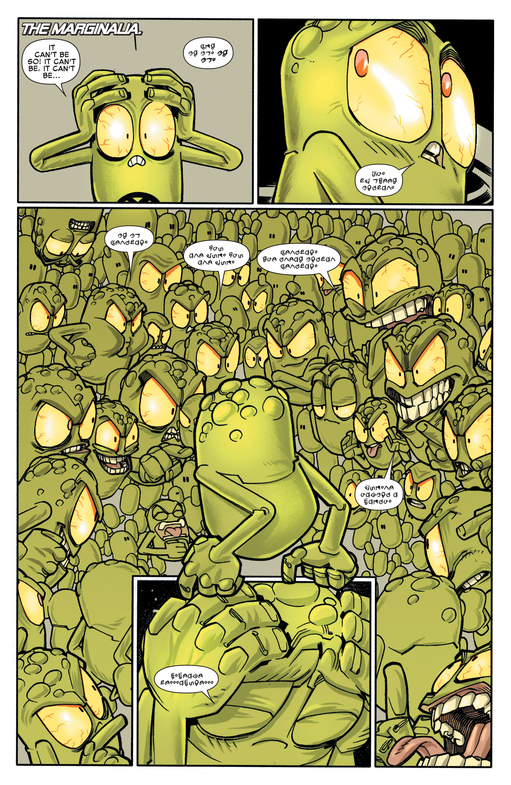 Read online All-New Doop comic -  Issue #4 - 16