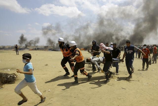Tim Kemanusiaan Indonesia Berhasil Menembus Jalur Gaza