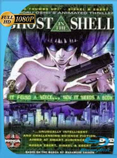 Ghost in the Shell (1995) HD [1080p] Latino [GoogleDrive] dizonHD