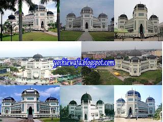 Masjid Raya kota Medan