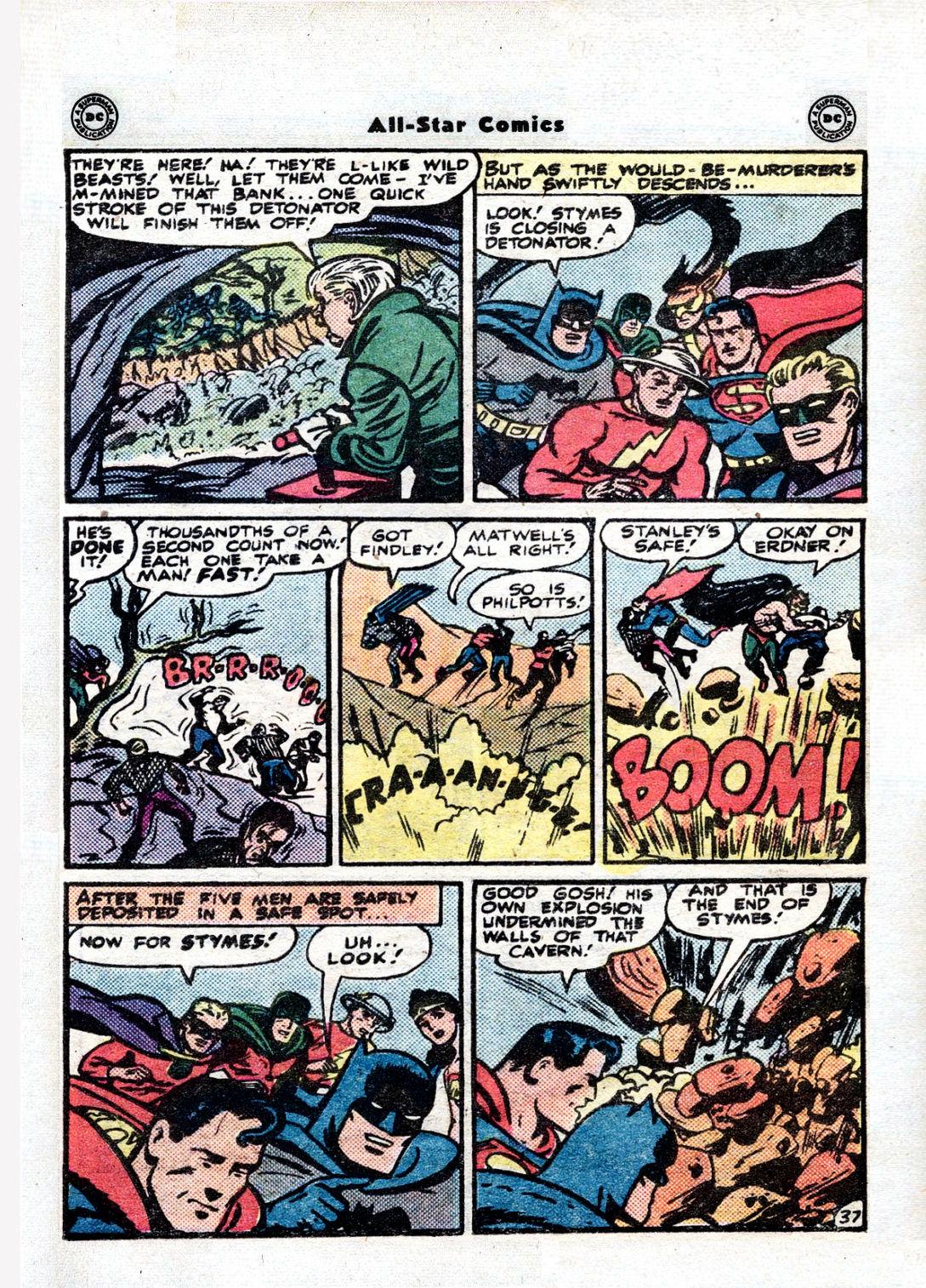 Read online All-Star Comics comic -  Issue #36 - 48
