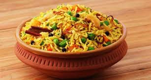 Indian Vegetable Biryani Recipes