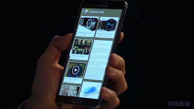詳盡報導 SAMSUNG Galaxy Note 3、Note 10.1、 Galaxy Gear 發表會內容 Galaxy+Note+App++-19