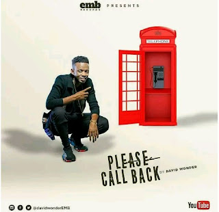 Audio | David wonder - please call back | Mp3 Download